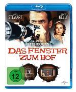 Cover-Bild zu Thelma Ritter (Schausp.): Hitchcock Das Fenster zum Hof