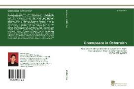 Cover-Bild zu Ritter, Michael: Greenpeace in Österreich