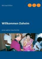 Cover-Bild zu Ritter, Michael: Willkommen Daheim