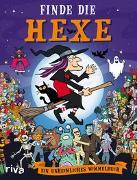 Cover-Bild zu Whelon, Chuck (Illustr.): Finde die Hexe