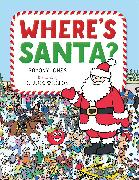 Cover-Bild zu Jones, Bryony: Where's Santa?