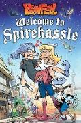 Cover-Bild zu Whelon, Chuck: Pewfell in Welcome to Spirekassle