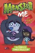 Cover-Bild zu Marsh, Robert: Monster and Me: The Complete Comics Collection