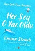 Cover-Bild zu Straub, Emma: Her Sey O Yaz Oldu
