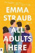 Cover-Bild zu Straub, Emma: All Adults Here