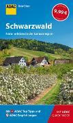 Cover-Bild zu Mantke, Michael: ADAC Reiseführer Schwarzwald
