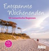 Cover-Bild zu Rössig, Wolfgang: HOLIDAY Reisebuch: Entspannte Wochenenden