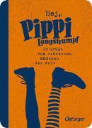 Cover-Bild zu Lindgren, Astrid: Hej, Pippi Langstrumpf!
