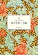 Cover-Bild zu Dirks, Liane: Mein Buch vom Oktober