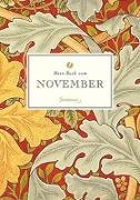 Cover-Bild zu Dirks, Liane: Mein Buch vom November