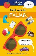 Cover-Bild zu First Words - Italian von Iwohn, Sebastien