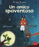 Cover-Bild zu Un amico spaventoso von Scarpa, Tiziano