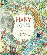 Cover-Bild zu Davies, Nicola: Many: The Diversity of Life on Earth