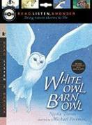 Cover-Bild zu Davies, Nicola: White Owl, Barn Owl with Audio, Peggable