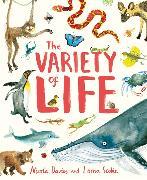 Cover-Bild zu Davies, Nicola: The Variety of Life