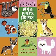 Cover-Bild zu Davies, Nicola: Who Lives Here?