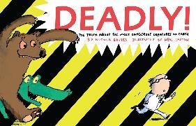 Cover-Bild zu Davies, Nicola: Deadly!
