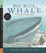 Cover-Bild zu Davies, Nicola: Big Blue Whale with Audio