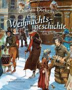 Cover-Bild zu Dickens, Charles: Eine Weihnachtsgeschichte. Wundervoll illustriert von Eric Kincaid. Für Kinder ab 8 Jahren