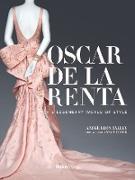 Cover-Bild zu Talley, André Leon: Oscar de la Renta