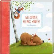 Cover-Bild zu Reider, Katja: Babyalbum - BabyBär - Willkommen, kleines Wunder!