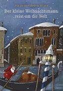 Cover-Bild zu Stohner, Anu: Der kleine Weihnachtsmann reist um die Welt