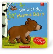 Cover-Bild zu Wilson, Henrike (Illustr.): Wo bist du, Mama Bär?