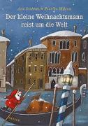 Cover-Bild zu Stohner, Anu: Der kleine Weihnachtsmann reist um die Welt (Miniausgabe)
