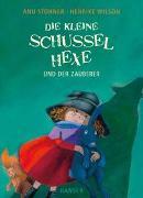Cover-Bild zu Stohner, Anu: Die kleine Schusselhexe und der Zauberer