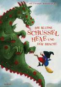 Cover-Bild zu Stohner, Anu: Die kleine Schusselhexe und der Drache