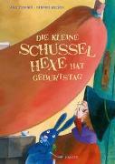 Cover-Bild zu Stohner, Anu: Die kleine Schusselhexe hat Geburtstag