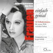 Cover-Bild zu Sichtermann, Barbara: Frauen - einfach genial