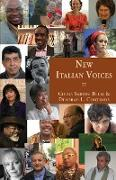 Cover-Bild zu Blum, Cinzia Sartini (Hrsg.): New Italian Voices