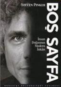Cover-Bild zu Pinker, Steven: Bos Sayfa - Insan Dogasinin Modern Hayati