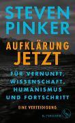 Cover-Bild zu Pinker, Steven: Aufklärung jetzt