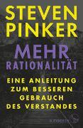 Cover-Bild zu Pinker, Steven: Mehr Rationalität