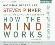 Cover-Bild zu Pinker, Steven: How the Mind Works