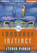 Cover-Bild zu Pinker, Steven: The Language Instinct: How the Mind Creates Language