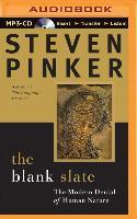 Cover-Bild zu Pinker, Steven: The Blank Slate: The Modern Denial of Human Nature