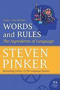 Cover-Bild zu Pinker, Steven: Words and Rules: The Ingredients of Language