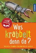 Cover-Bild zu Oftring, Bärbel: Was krabbelt denn da? Kindernaturführer