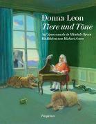 Cover-Bild zu Leon, Donna: Tiere und Töne
