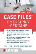 Cover-Bild zu Toy, Eugene: Case Files Emergency Medicine, Fourth Edition