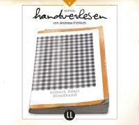 Cover-Bild zu Adair, Gilbert: Blindband
