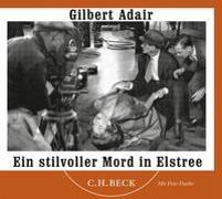 Cover-Bild zu Adair, Gilbert: Ein stilvoller Mord in Elstree