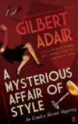 Cover-Bild zu Adair, Gilbert: A Mysterious Affair of Style