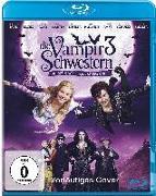 Cover-Bild zu Christiane Paul (Schausp.): Die Vampirschwestern 3 - Reise nach Transsilvanien