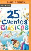 Cover-Bild zu V. V. A. A.: 25 Cuentos Clásicos (Narración En Castellano)