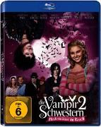 Cover-Bild zu Laura Roge (Schausp.): Die Vampirschwestern 2 - Fledermäuse im Bauch