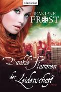 Cover-Bild zu Frost, Jeaniene: Dunkle Flammen der Leidenschaft